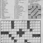 1/1/1946 Chicago Tribune Crossword Puzzle | Vintage Chicago   Printable Crossword Puzzles Chicago Tribune
