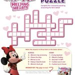11 Fun Disney Crossword Puzzles | Kittybabylove   Crossword Puzzle Printable Disney