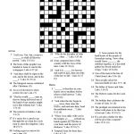 15 Fun Bible Crossword Puzzles | Kittybabylove – Free Printable Easter Crossword Puzzles For Adults