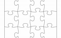 19 Printable Puzzle Piece Templates ᐅ Template Lab – Printable 3 Puzzle Pieces