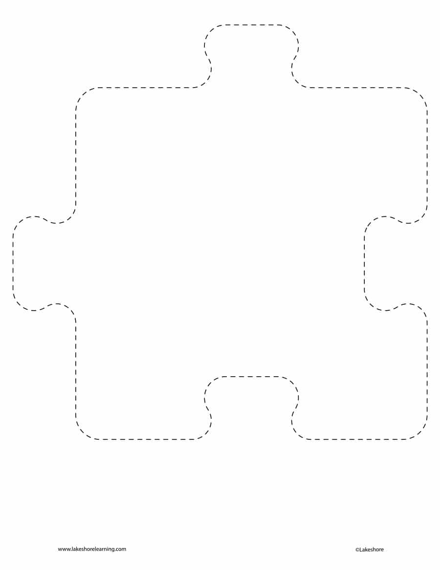 19 Printable Puzzle Piece Templates ᐅ Template Lab - Printable Puzzle Pictures