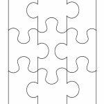 19 Printable Puzzle Piece Templates ᐅ Template Lab   Printable Puzzle Shapes