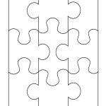 19 Printable Puzzle Piece Templates   Template Lab   Free Printable   Printable Puzzle.com