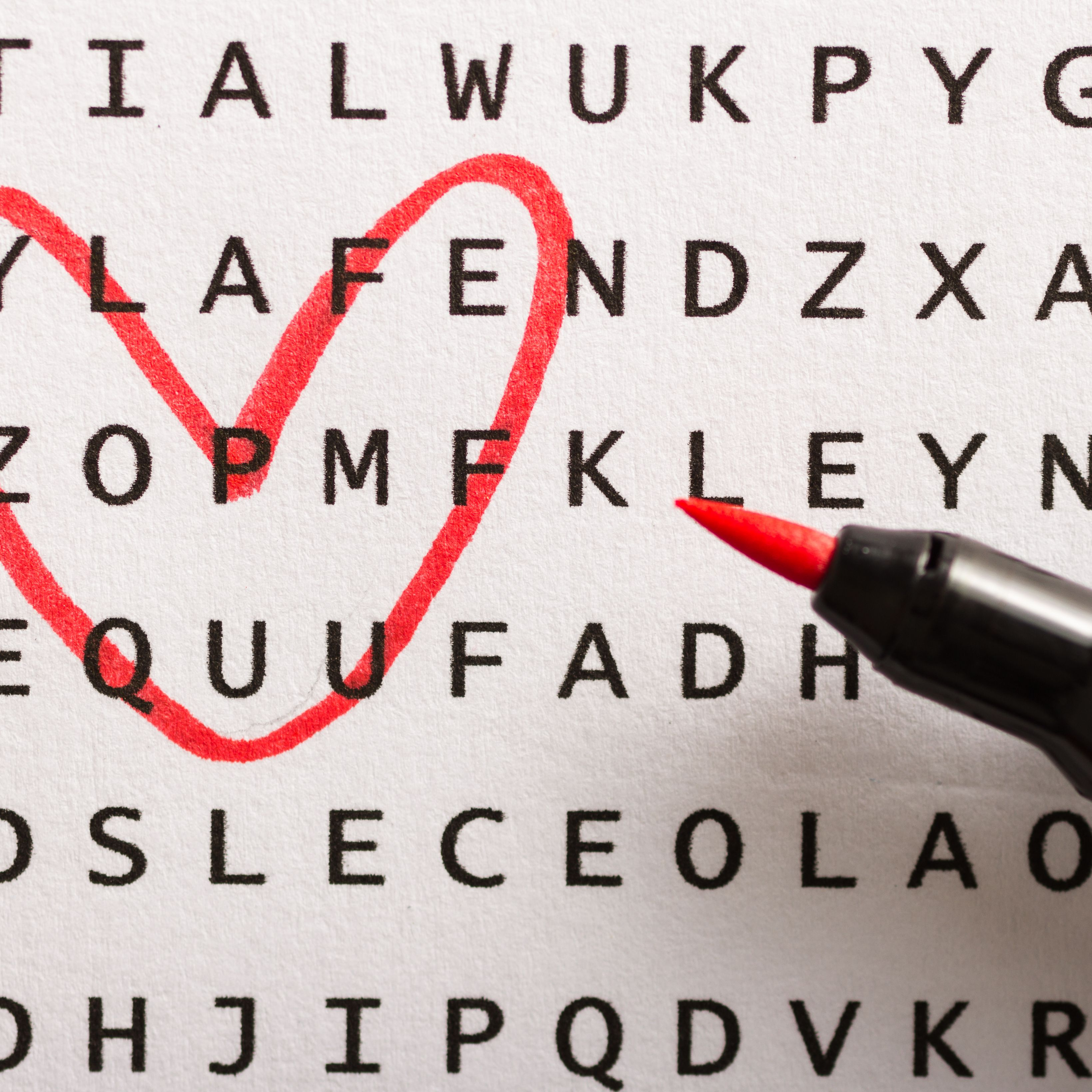 27 Free Valentine's Day Word Search Puzzles - Printable Christian Valentine Puzzles