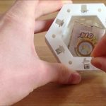 3D Printed 'centrifugal Puzzle Box'   Adding A New Spin To Puzzle   3D Printable Lock Puzzle