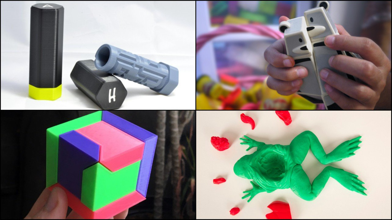 3D Printed Puzzle – 10 Great Curated Models To 3D Print | All3Dp - 3D Printable Lock Puzzle