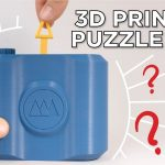 3D Printed Puzzle Box And Lockpick Puzzles   Youtube   3D Printable Lock Puzzle
