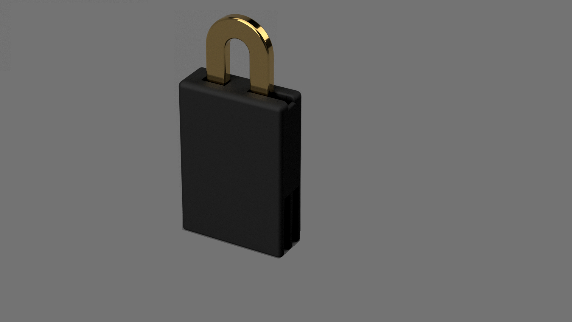 3D Printed The Puzzle Lockevolvingextrusions | Pinshape - 3D Printable Lock Puzzle