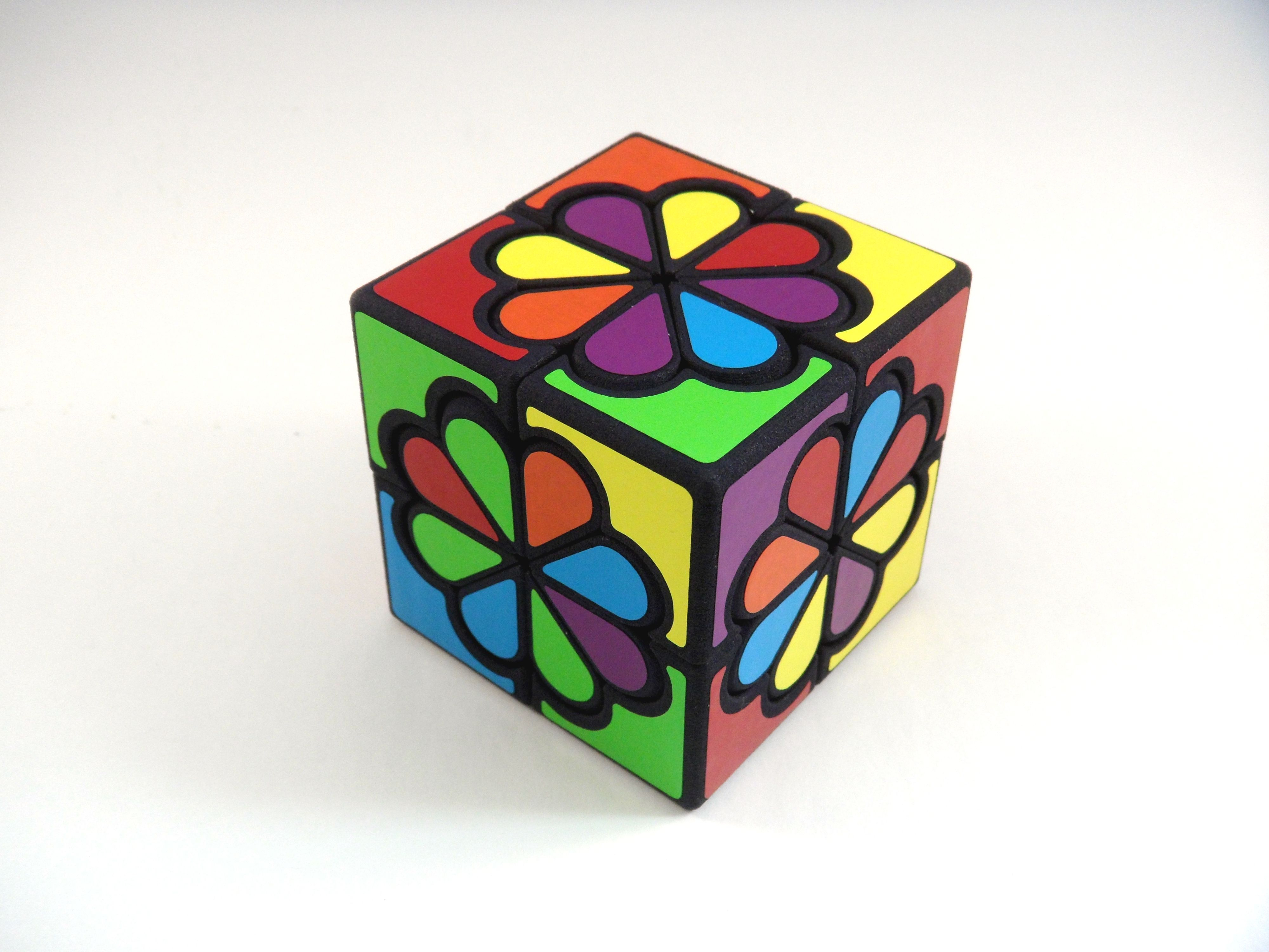 3D Printing Puzzles In Polyamide | 3D Printing Blog | I.materialise - 3D Printable Puzzles