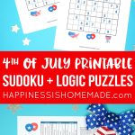 4Th Of July Word Search Printable   Happiness Is Homemade   Printable Office Puzzles
