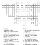 6 Mind Blowing Summer Crossword Puzzles | Kittybabylove   Summer   Printable Summer Crossword Puzzles