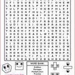 7Th Grade Crossword Puzzles Fresh 7Th Grade Math Word Search   Crossword Puzzles Printable 7Th Grade