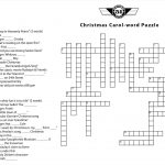 A Christmas Carol Crossword Puzzle Printable – Festival Collections   A Christmas Carol Crossword Printable