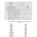 Adlectives To Describe People Wordsearch Worksheet   Free Esl   Crossword Puzzle Word Search Printable
