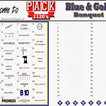 Akela's Council Cub Scout Leader Training: Blue And Gold Banquet   Printable Rebus Puzzles Pdf