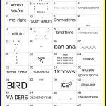 Akela's Council Cub Scout Leader Training: Blue & Gold Printable   Printable Wordles Puzzles