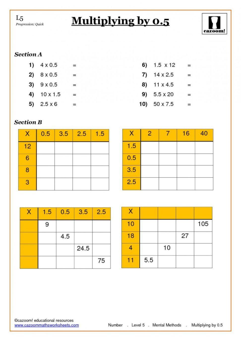 Algebra: Algebra 1 Puzzle Worksheets. High School Math Test With - Printable Algebra Puzzles