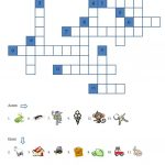 Alphabet Crossword Puzzle Worksheet   Free Esl Printable Worksheets   Printable Puzzle Alphabet