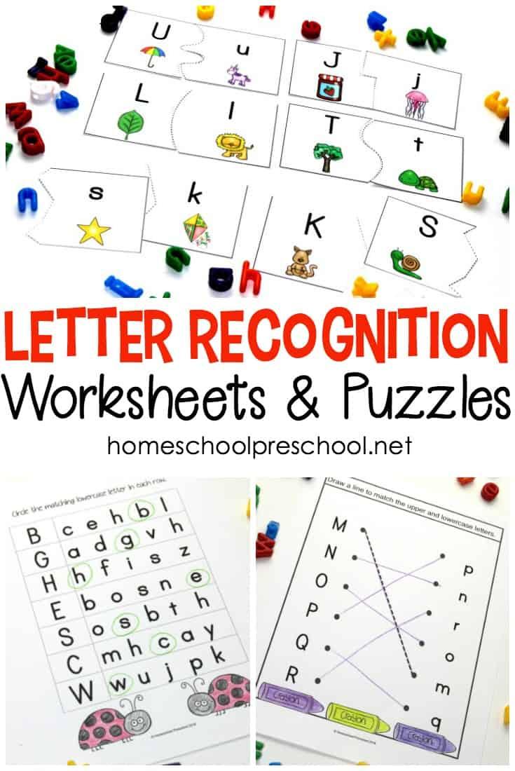 Alphabet Printables For Your Homeschool Preschool - Printable Alphabet Puzzles