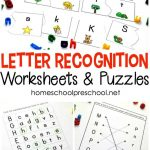 Alphabet Printables For Your Homeschool Preschool   Printable Puzzle Alphabet