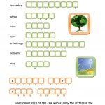 Alternative Sources Of Energy Double Puzzle Worksheet   Free Esl   Printable Energy Puzzle
