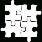 Autism Puzzle Piece Coloring Page   Coloring Home   Free Printable Autism Puzzle Piece