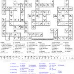 Baybayin Modern Fonts: Baybayin Puzzles   Printable Crossword Puzzle Tagalog