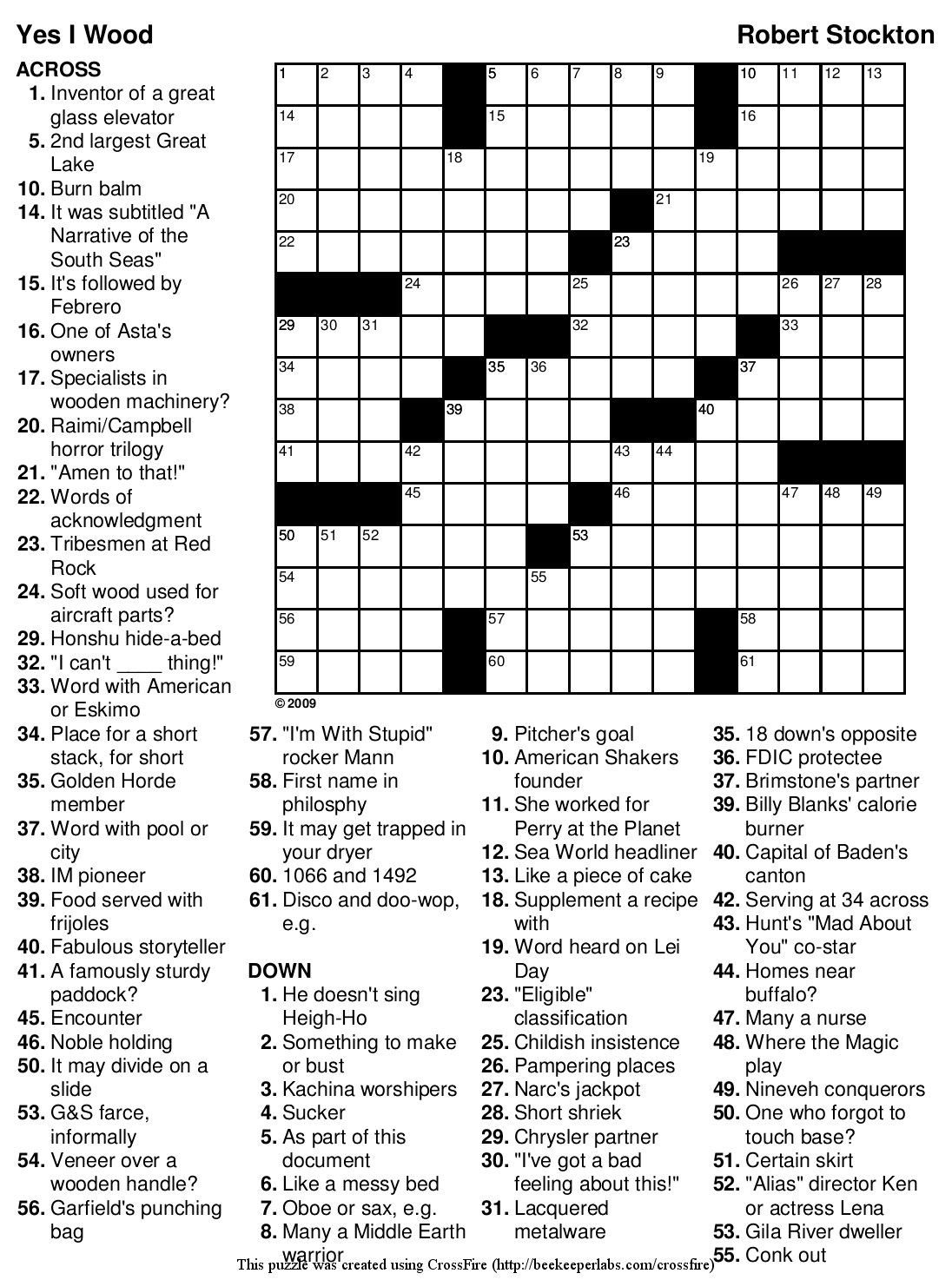 Beautiful Free Printable Puzzles Crossword Puzzle Easy Gallery Jymba - Easy Printable Crossword Puzzles For Adults