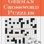 Best 28 Canny German Crossword | Thehydra   Printable German Crosswords