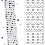 Binary Code Free Printable Activity Pages | Etsy   Printable Binary Puzzles