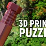 Can You Solve These 3D Printed Puzzles???   Youtube   3D Print Puzzle Lock