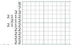 Can You Solve This #nonogram #logic #puzzle #brainteaser ? What Is – Printable Picross Puzzles