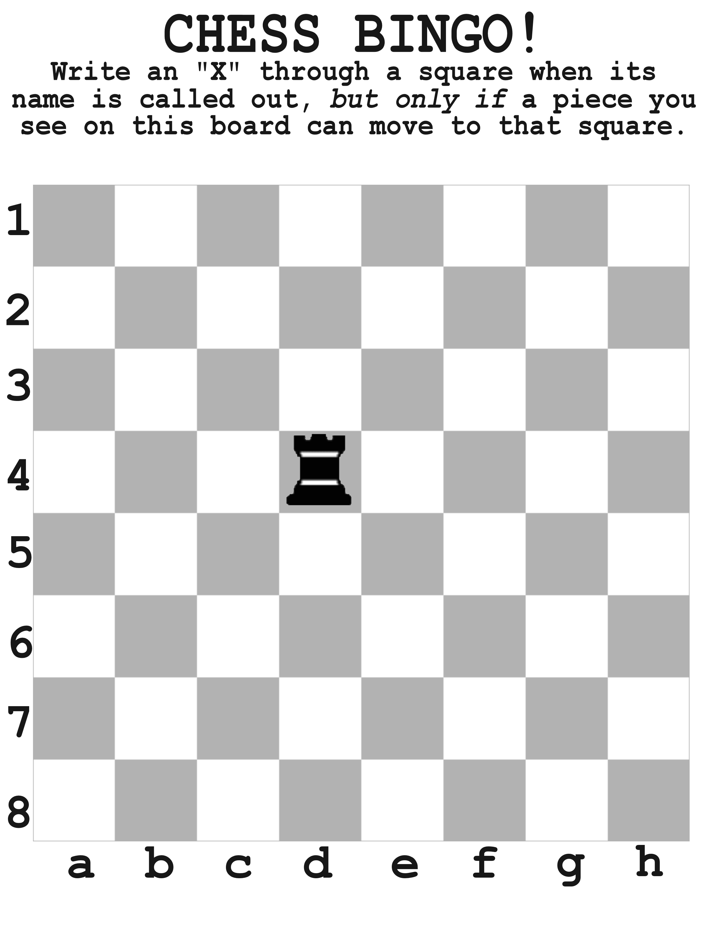 It is an image of Sizzling Printable Chess Puzzles