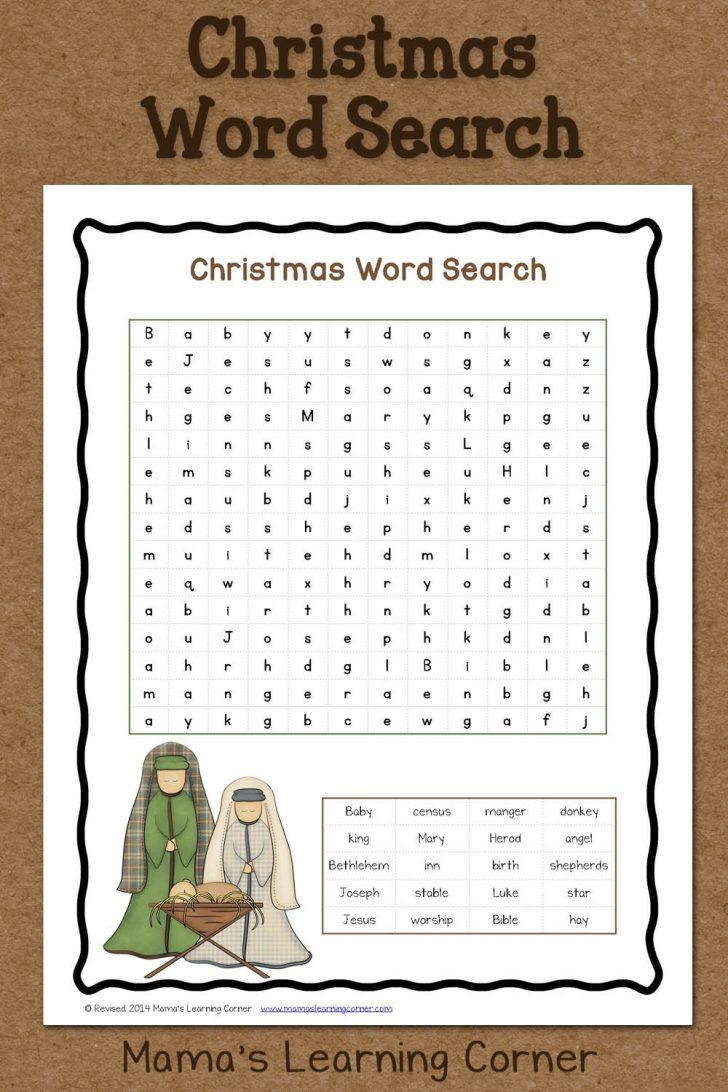 Printable Bible Puzzles For Preschoolers