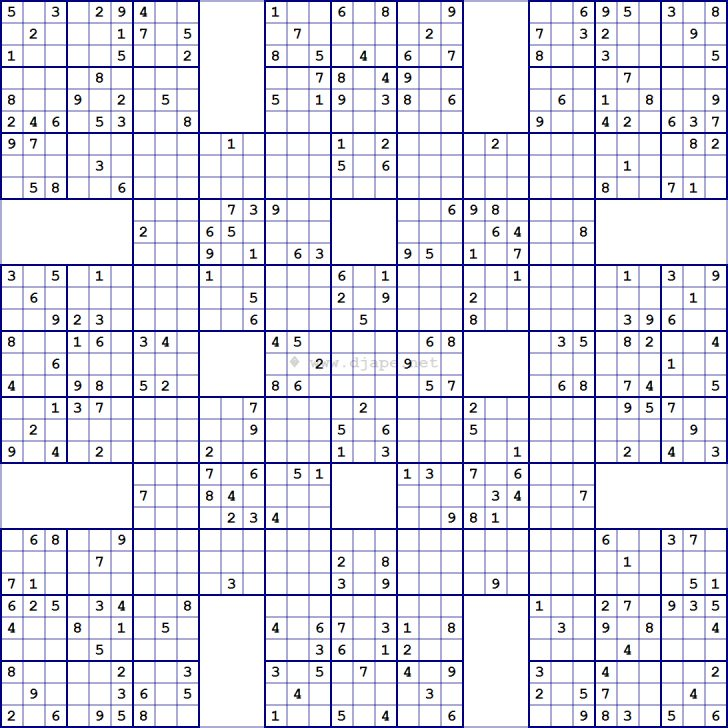 Printable Codeword Puzzles