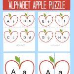 Craftionary   Printable Puzzle Alphabet