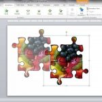 Create A Jigsaw Puzzle Image In Powerpoint   Youtube   Printable Jigsaw Puzzles Maker