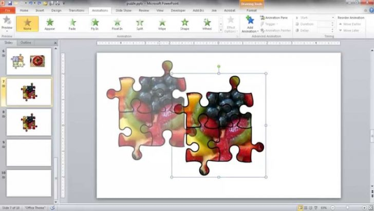 Printable Jigsaw Puzzles Maker