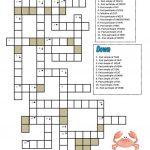 Crossword:: Irregular Verbs Worksheet   Free Esl Printable   Printable Crossword Puzzles Esl