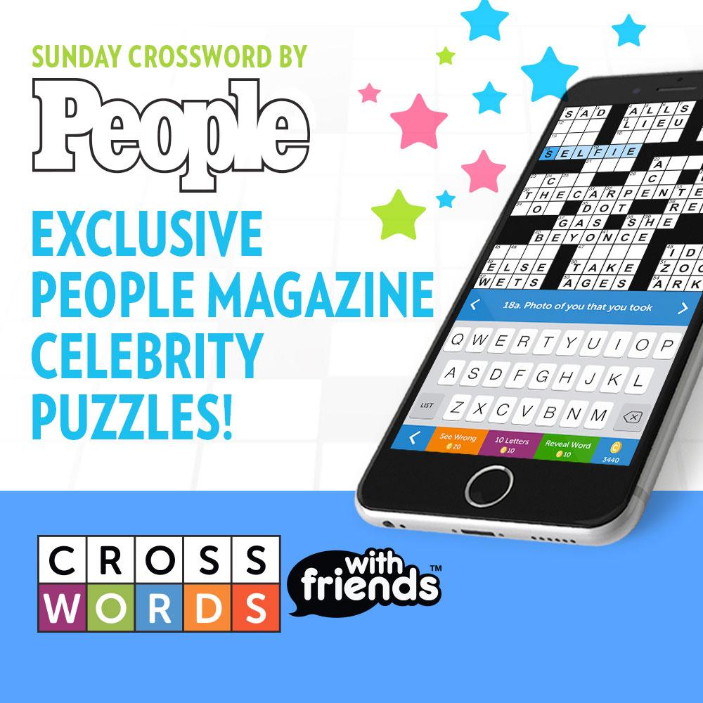 Crossword – People - Printable Crossword Puzzles From People Magazine
