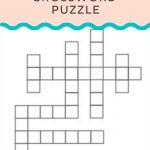 Crossword Puzzle Generator | Create And Print Fully Customizable – Printable Puzzle Generator