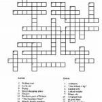 Crossword Puzzle Maker Free Printable Toolbox Screenshot   Create A   Create Own Crossword Puzzles Printable