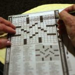 Crossword Puzzle Offers Peace In A Noisy World   South Southwest   Printable Crossword Puzzles Chicago Tribune