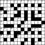 Crossword Puzzle: Sleep Medicine Themed Clues (February 2019   Printable Crossword Puzzles Business And Finance