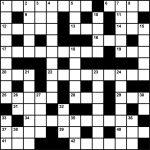 Crossword Puzzle: Sleep Medicine Themed Clues (January 2019)   Sleep   Printable Crossword Puzzles Business And Finance