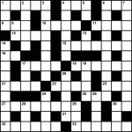 Crossword Puzzle: Sleep Medicine Themed Clues (June 2018)   Sleep Review   Printable Crossword Puzzles June 2018