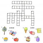 Crossword Puzzles Kids For Primary School | Kiddo Shelter   Printable Crossword Puzzle For Primary School