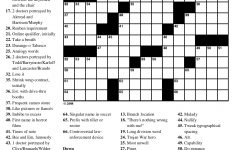 Crossword Puzzles Printable – Yahoo Image Search Results | Crossword – Printable Crossword Puzzle Maker
