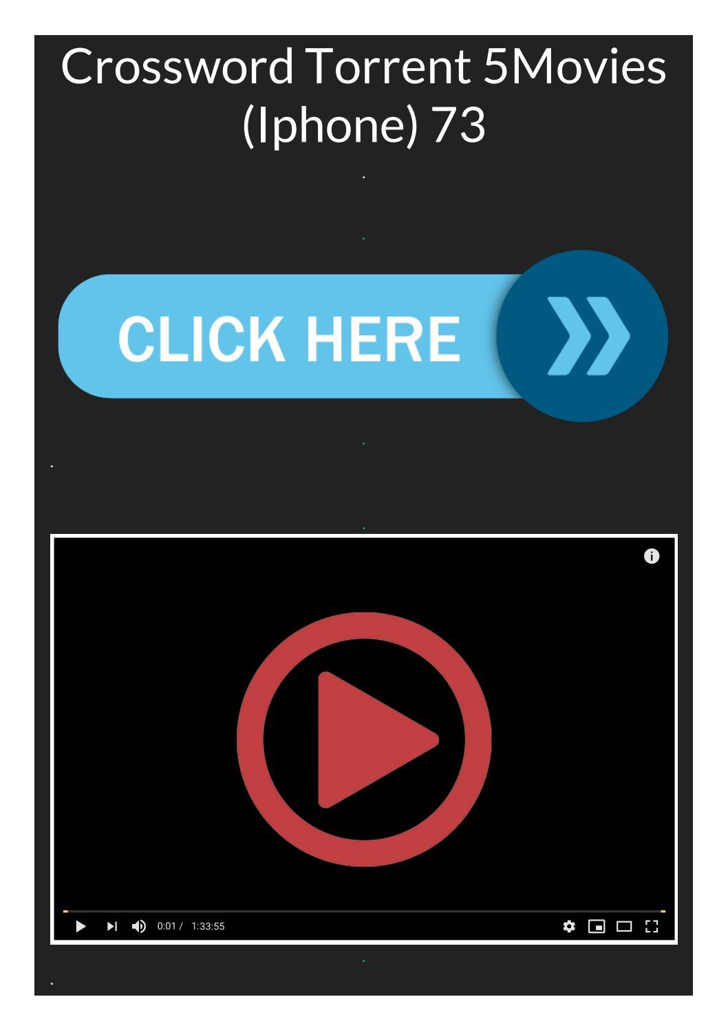 Crossword Torrent 5Movies (Iphone) 73Inlinadi - Issuu - Free Printable Universal Crossword