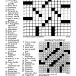 Crosswords Archives | Tribune Content Agency   Printable Crosswords Daily Nov 2018